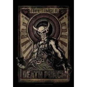 HEART ROCK Five Finger Death Punch