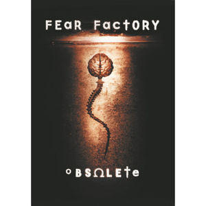 HEART ROCK Fear Factory Obsolete