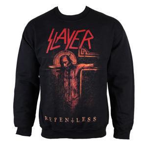 mikina bez kapucňa pánske Slayer - Repentless - ROCK OFF - SLAYSWT03MB