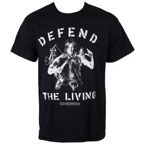 INDIEGO The Walking Dead Daryl Defend The Living Čierna S