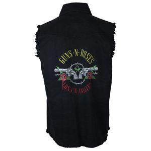 vesta pánske Guns N' Roses - Los F´N Angeles - RAZAMATAZ - WS075