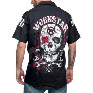 Košele WORNSTAR Death Mechanic
