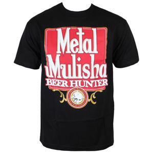 METAL MULISHA BEER HUNTER Čierna S
