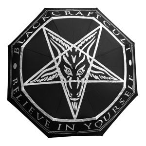 dáždnik BLACK CRAFT - Pentagram Dáždnik - UM001PG
