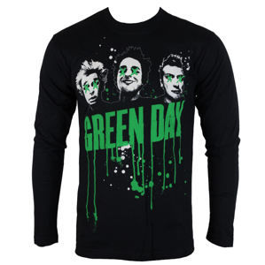ROCK OFF Green Day Drips Čierna