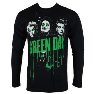 tričko metal ROCK OFF Green Day Drips Čierna XXL