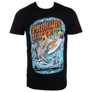 Tričko metal PLASTIC HEAD Parkway Drive Shark Punch Čierna S