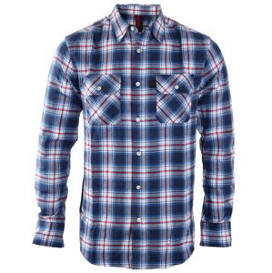 Košele INDEPENDENT Faction Blue Check XL