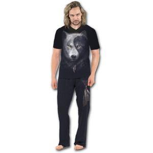 pyžamo pánske SPIRAL - WOLF CHI - T118M631 S