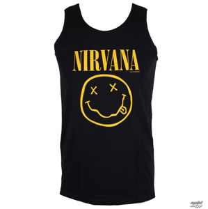 tielko PLASTIC HEAD Nirvana Smiley Vest S