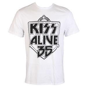 AMPLIFIED Kiss ALIVE 35 Čierna biela