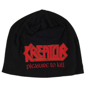 čiapka Kreator - PLEASURE TO KILL - RAZAMATAZ - JB086