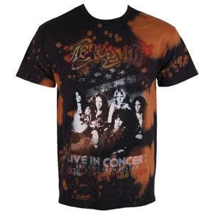 BAILEY Aerosmith Bad Boys Boston Čierna viacfarebná XL