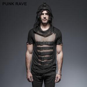 tričko pánske  PUNK RAVE - Toreador - T-425_B