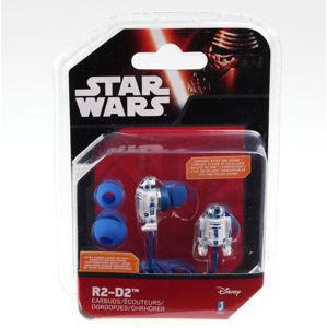slúchadlá Star Wars - R2-D2 - Wht / Blue - JAZ15230(2)