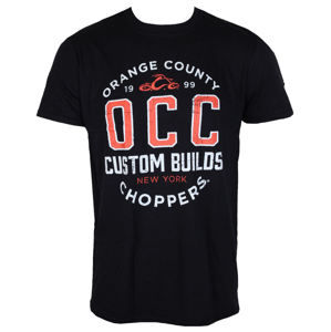 ORANGE COUNTY CHOPPERS Rebel Čierna