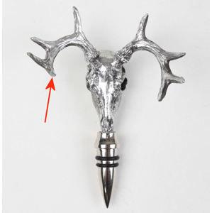 zátka na fľaša Animal Skulls - NS2080