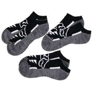 ponožky kotníkové FOX - Perf No Show - Black - 19011-001