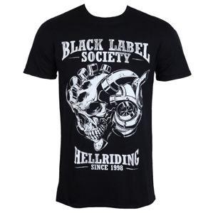 PLASTIC HEAD Black Label Society HELL RIDING Čierna