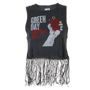 tielka ROCK OFF Green Day American Idiot S