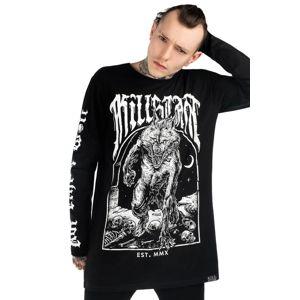 tričko KILLSTAR Hungry Čierna S