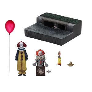 figúrka TO - Stephen King - Pennywise - NECA45458
