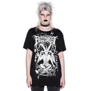 tričko KILLSTAR Firestarter Čierna XXL