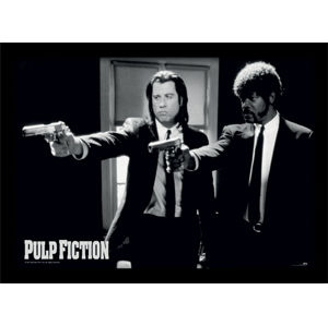 obraz Pulp Fiction - (&&string0&&) - PYRAMID POSTERS - FP10328P