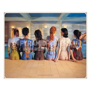 PYRAMID POSTERS Pink Floyd Pink Floyd (Back Catalogue)