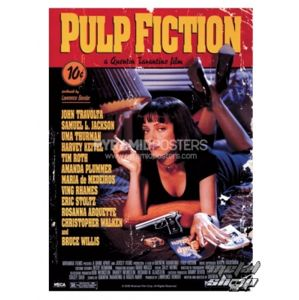 PYRAMID POSTERS Pulp Fiction GPP51004