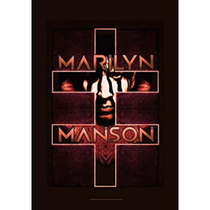 HEART ROCK Marilyn Manson Double Cross
