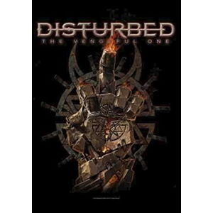 vlajka Disturbed - The Vengeful One - HFL1192