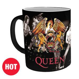 hrnček s termoaktivními potlačou Queen - GB posters - MGH0068