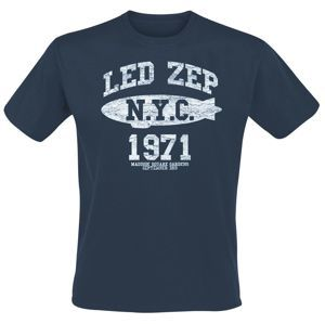 NNM Led Zeppelin NYC 1971 Čierna