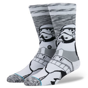 ponožky STAR WARS - EMPIRE GREY - STANCE - M545D17EMP-GRY