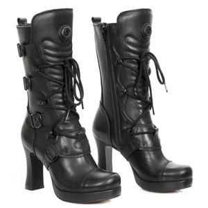 topánky na podpätku NEW ROCK CRUST NEGRO viacfarebná 42