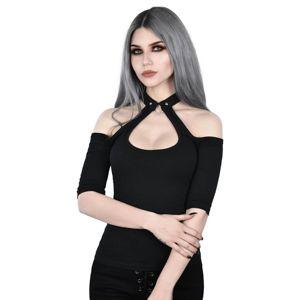 tričko KILLSTAR SERAPHINA CHOKER Čierna XXL
