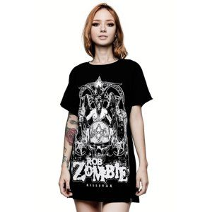 KILLSTAR Rob Zombie ROB ZOMBIE Čierna