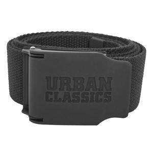 opasok URBAN CLASSICS - Woven - Rubbered Touch UC - TB2171_black