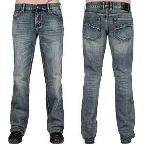 nohavice pánske (jeans) WORNSTAR - Trailblazer - WSP-TBB 36