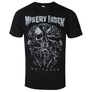 SEASON OF MIST Misery Index Naysayer Čierna