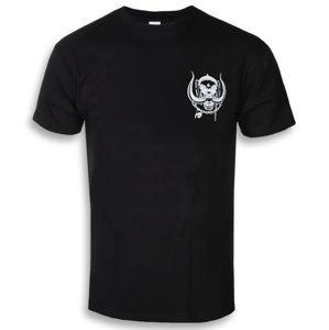 ROCK OFF Motörhead British Warpig & Logo Čierna S