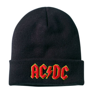 čiapka AC/DC - Logo - BLACK - AMPLIFIED - ZAV455A38