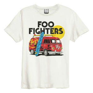 AMPLIFIED Foo Fighters CAMPER VAN Čierna