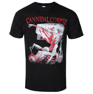 PLASTIC HEAD Cannibal Corpse TOMB OF THE MUTILATED Čierna