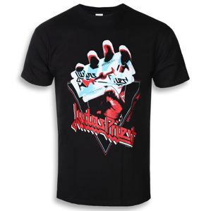 ROCK OFF Judas Priest British Steel Hand Triangle Čierna