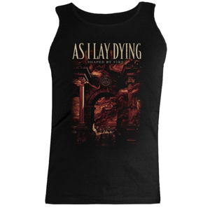 tielko NUCLEAR BLAST As I Lay Dying Shaped by fire