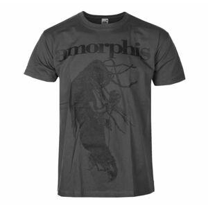 Tričko metal ART WORX Amorphis Joutsen Čierna L