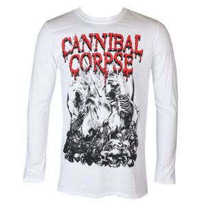 PLASTIC HEAD Cannibal Corpse PILE OF SKULLS 2018 Čierna