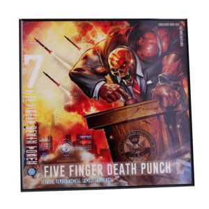 obraz NNM Five Finger Death Punch Justice for None